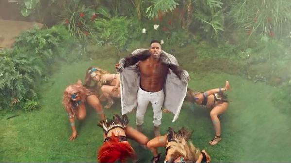 "Jason Derulo Releases ""Tip Toe"" Video"