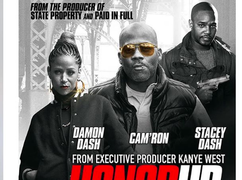 "Damon Dash New Movie ""Honor Up"" Stars Stacey Dash, CamRon [Photo]"