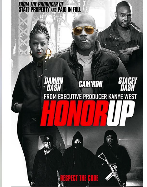 "Damon Dash New Movie ""Honor Up"" Stars Stacey Dash, CamRon"