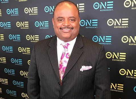 "Roland Martin Cries After Seeing ""Massive Line"" On First Day Of Early Voting [VIDEO]"