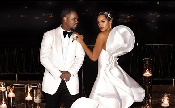 LeToya Luckett To New Husband: You're the only man my mother liked!
