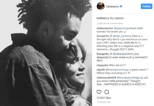 Halle Berry & Boyfriend Alex Da Kid Break Up
