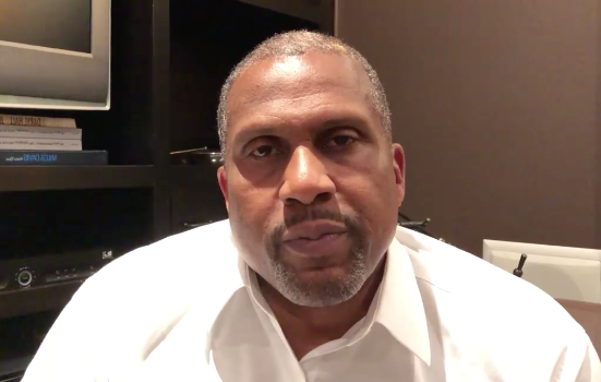 Tavis Smiley: I'm SHOCKED PBS Suspended Me! [VIDEO]