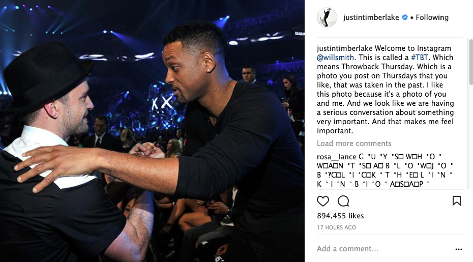 Will Smith: Justin Timberlake Don't Pull Out Janet Jackson's Nipple Again!