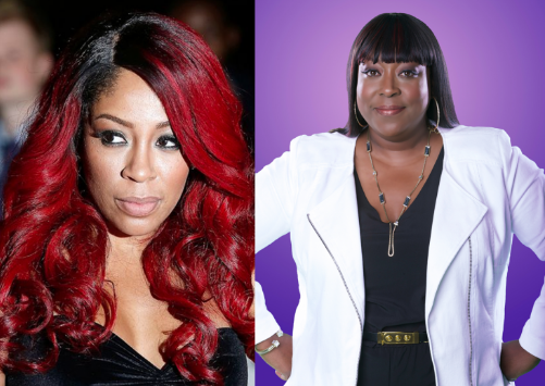 Loni Love & K.Michelle End Their Feud
