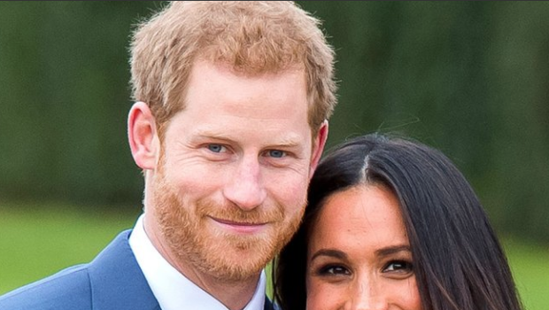 Prince Harry & Meghan Markle Announce Wedding Date
