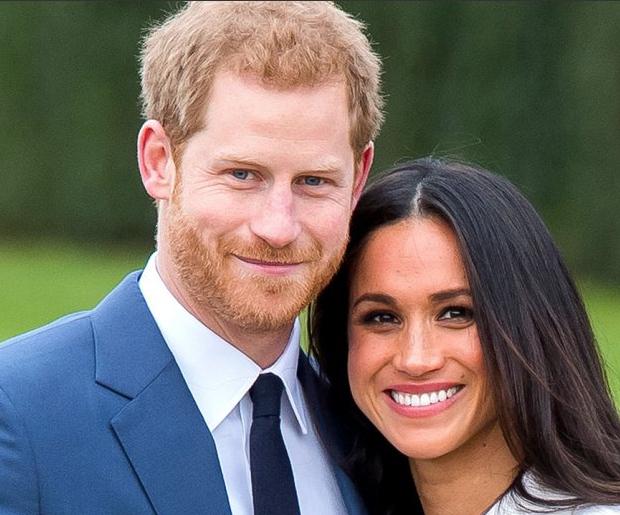Prince Harry & Meghan Markle Announce Wedding Date