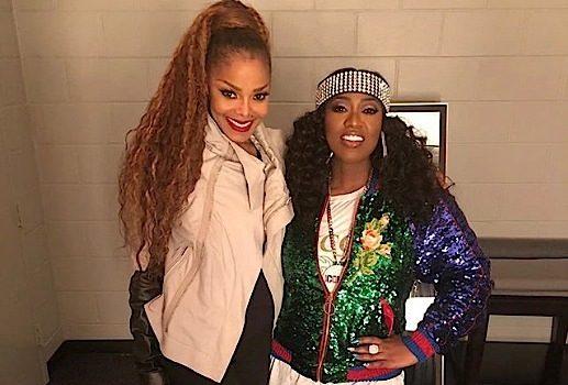 "The Rock's GF Shows Off Baby Bump, ""Power"" Cast Breaks Bread + Missy Elliott, Fantasia & Big Boi Pose w/ Janet Jackson"