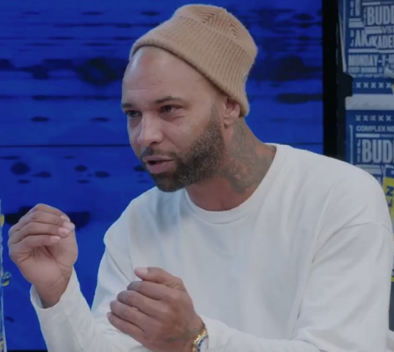 Joe Budden Fired From 'Everyday Struggle'?