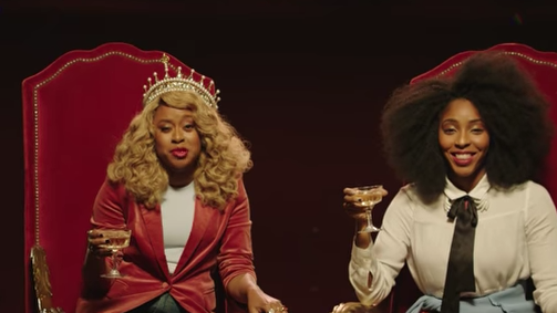 "HBO's ""2 Dope Queens"" Trailer Starring: Jessica Williams & Phoebe Robinson"