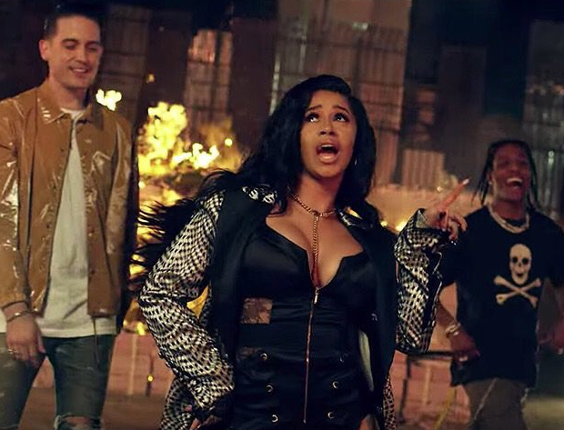 "G-Eazy ""No Limit"" REMIX Video ft. A$AP Rocky, Cardi B, French Montana, Juicy J, Belly"