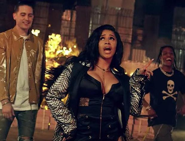 "G-Eazy ""No Limit"" REMIX Video ft. A$AP Rocky, Cardi B, French Montana, Juicy J, Belly"