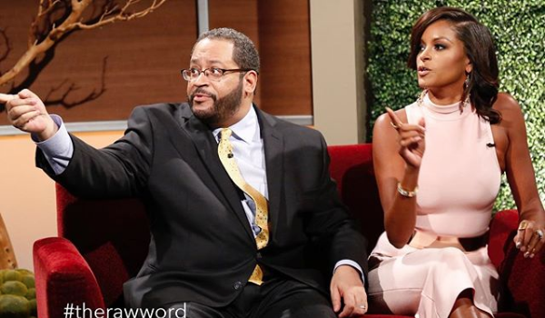 Michael Eric Dyson, Claudia Jordan's New 'The Raw Word' Talk Show To Debut 2018