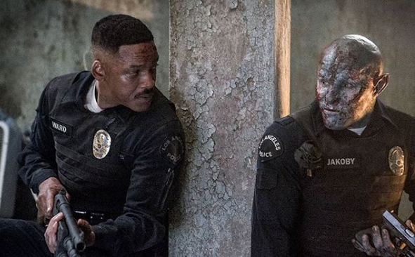 "Will Smith's ""Bright"" Makes Netflix History, Gets Sequel"