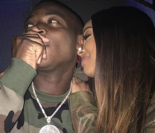 O.T. Genasis & Girlfriend Malikka Haqq Spotted in Haiti