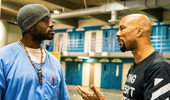 Common & YG Visit LA Prison [Spotted. Stalked. Scene.]