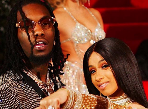 Cardi B Defends Putting Offset's Name In Song: The N*gga Put Half A Mill On My finger! [VIDEO]
