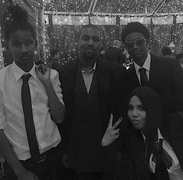 Kris Jenner's Christmas Eve Bash: Kylie Jenner Skips Party + Toni Braxton, Christina Aguilera, Scott Disick, Ryan Seacrest Attend