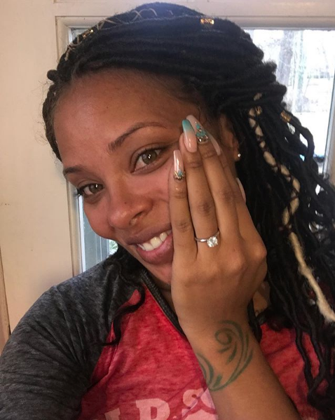 Eva Marcille Is Engaged! [Photo]