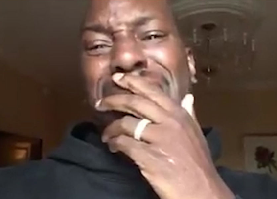 "Tyrese Unbothered By ""CryRese"" Memes & Public Trashing Him Over Meltdown: I'm not mad!"