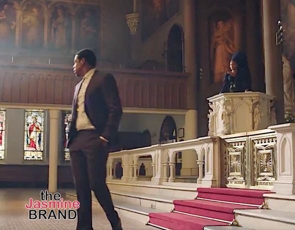 "Jay-Z's 'Family Feud' Video Trashed By Catholic League: It's ""Exploitative"""