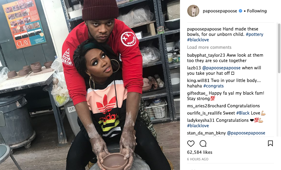 Remy Ma's Husband Hints Rapper Is Pregnant [Ovary Hustlin']