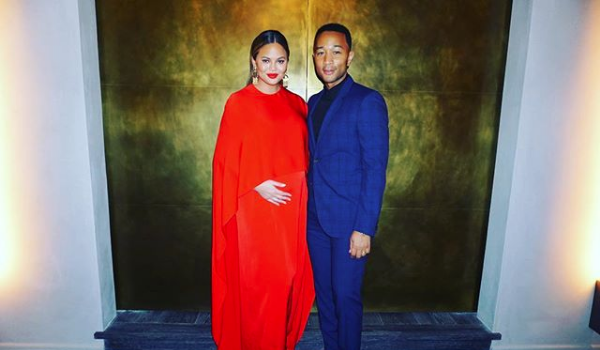 Chrissy Teigen & John Legend Welcome Baby Boy