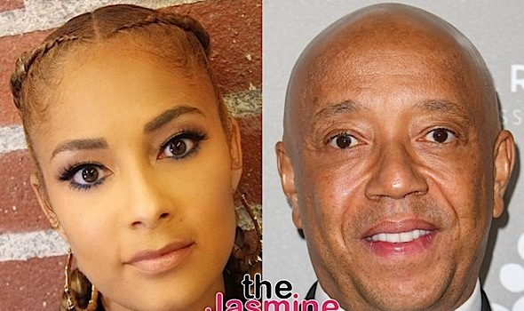 Amanda Seales Says Russell Simmons Asked Her If They Ever 'F**ked', During A Business Meeting