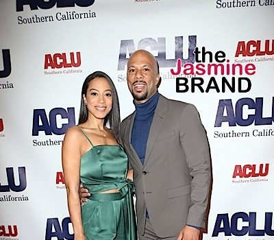 Common & Angela Rye Break Up