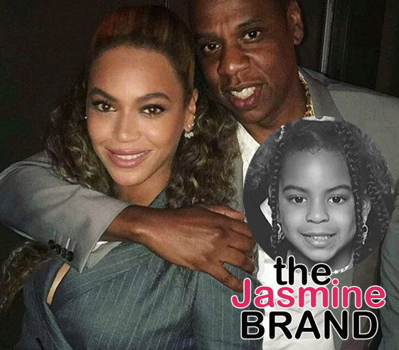 Beyonce Source: If It's Wasn't for Blue Ivy, She Might Not Have Stayed With Jay-Z