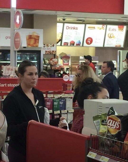 Beyonce & Blue Ivy Shop At Target