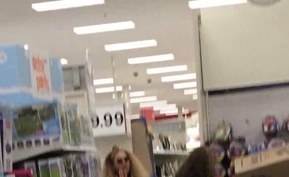 Beyonce & Blue Ivy Shop At Target [Spotted. Stalked. Scene.]