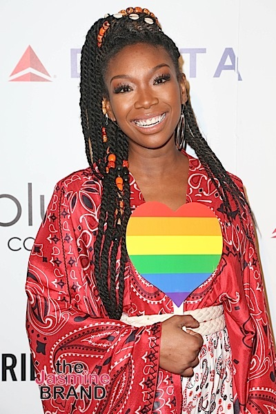 EXCLUSIVE: Brandy Settles Legal Battle w/ Label Over Music