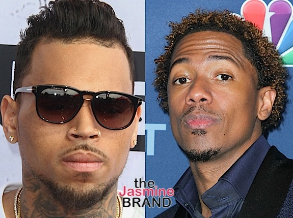 "Nick Cannon Directing & Starring In ""She Ball"", Chris Brown Co-Starring"