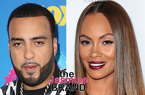 Evelyn Lozada & French Montana Dating, But Not Exclusive