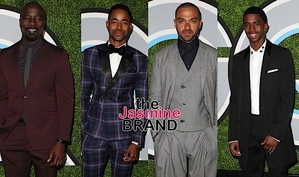 """Men Of The Year"" Bash: Wiz Khalifa, Serayah, Kid Ink, Mike Colter, Jay Ellis, Jesse Williams, Christian Combs"