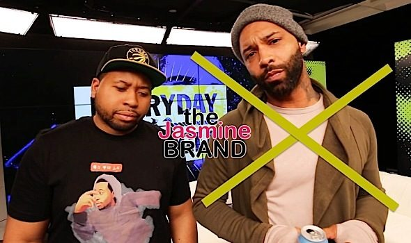 "EXCLUSIVE: Joe Budden –  Source Reveals Why He's Not Returning To ""Everyday Struggle"""