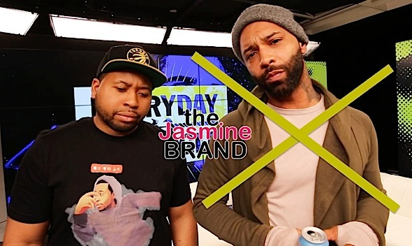 Joe Budden Snags New Deal w/ Diddy After Being Fired - I'm NOT Getting Paid $5 Mill