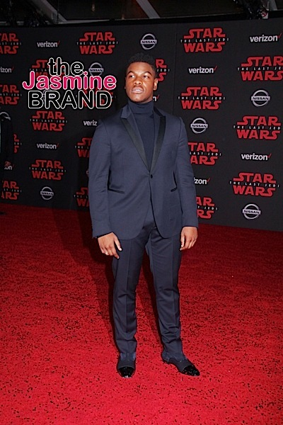 John Boyega Confesses He Left The New 'Star Wars' Movie Script In His Apartment Before It Ended Up On eBay