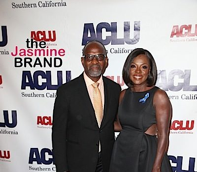 Viola Davis & Husband Julius Tennon Sign Film Deal W/ Amazon Studios
