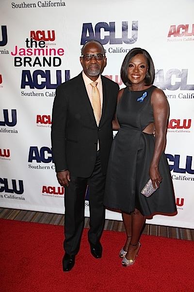 Viola Davis & Husband Julius Tennon Sign Film Deal W/ Amazon Studios
