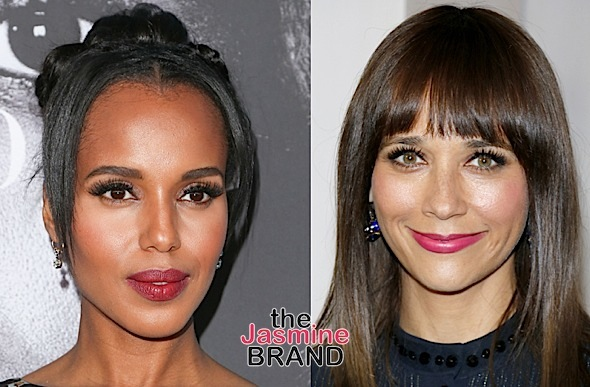 Kerry Washington, Rashida Jones Team For 'Goldie Vance'
