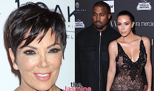 UPDATE: Kris Jenner Thinks Kanye West Is Acting Erratic, Fears He's Hurting Daughter Kim Kardashian's Brand