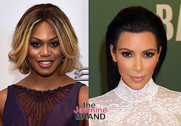 "Laverne Cox Hosting Kim Kardashian's Series ""Glam Masters"""