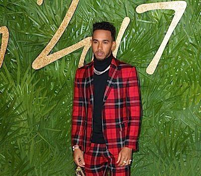 Lewis Hamilton Apologizes After Making Fun of Nephew Wearing A Dress