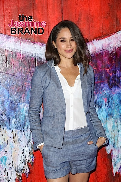 Meghan Markle Biography In The Works