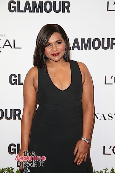 "Mindy Kaling Says Television Academy Tried to Erase Her Writing Credits From ""The Office"""