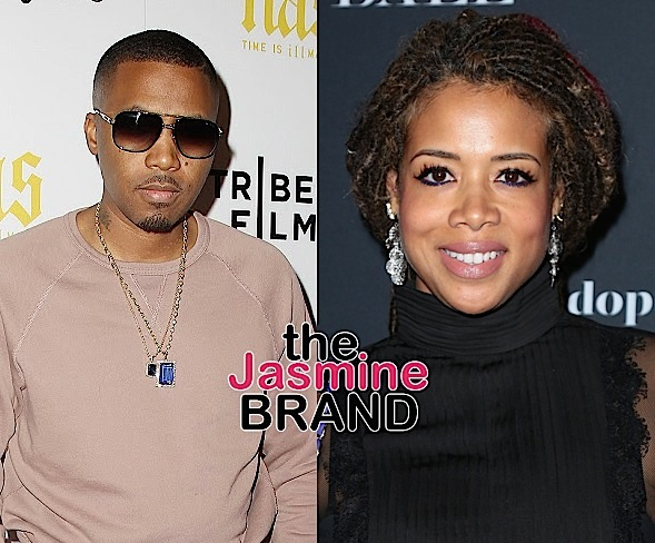 Nas Takes Kelis To Court: She's Keeping My Son Away From Me!