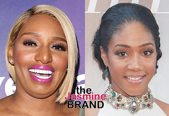 Tiffany Haddish Accuses NeNe Leakes Of Being Drunk At Comedy Show: It was a mess! [VIDEO]