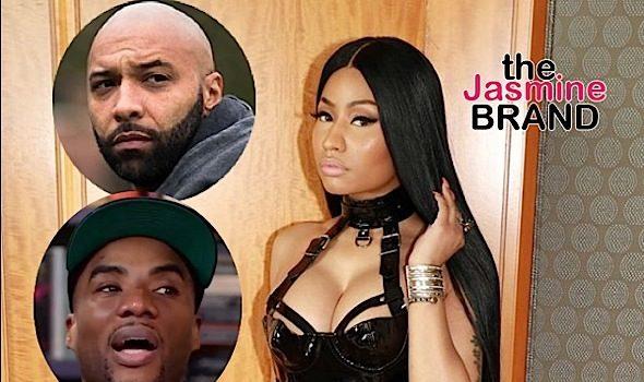 Nicki Minaj Had A Trash Year, Says Joe Budden & Charlamagne [VIDEO]